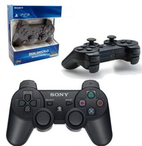 FidgetFidget Genuine Original OEM PS3 Playstation 3 Wireless Dualshock 3 SIXAXIS Controller