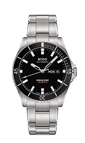 Mido Herren-Automatikuhr Ocean Star M026.430.11.051.00