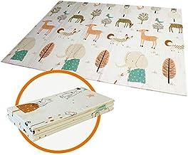 Baby Folding mat Play mat Extra Large Foam playmat Crawl mat Reversible Waterproof..