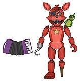Funko Five Nights at Freddy's Pizza Simulator - Rockstar Foxy Collectible Figure, Multicolor