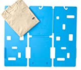 Miracle Fold Laundry Folder Clothes T-Shirts Pants Towels Organizer Fast Easy and Fun Time Saver