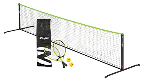 Zume Games Portable, Instant Tennis Set Includes Two...