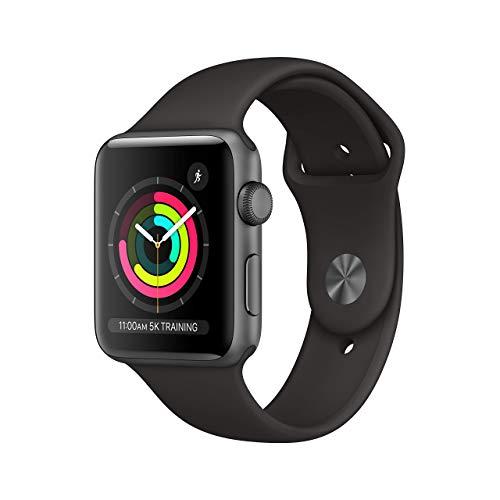 Apple Watch Series 3 42mm (GPS) - Caja De Aluminio En Gris Espacial /...