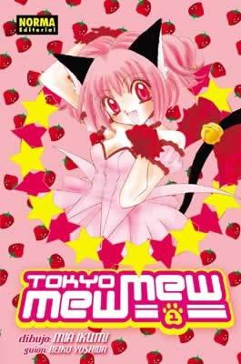 Tokyo mew mew 1