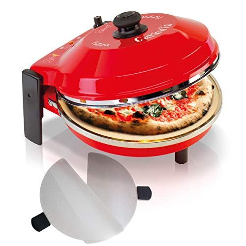 Spice Set Pack 2 Palette Acciaio inox + Forno Pizza Caliente 400 gradi resistenza circolare 1200 W