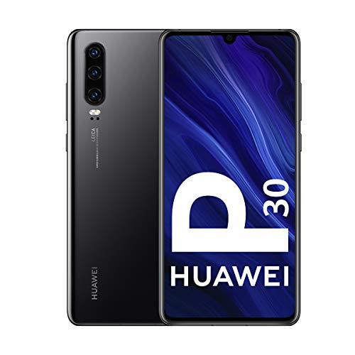 Huawei P30 - Smartphone de 6.1' (Kirin 980 Octa-Core de 2.6GHz, RAM de...