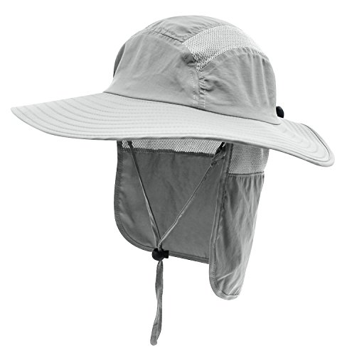 Home Prefer Mens UPF 50+ Sun Protection Cap