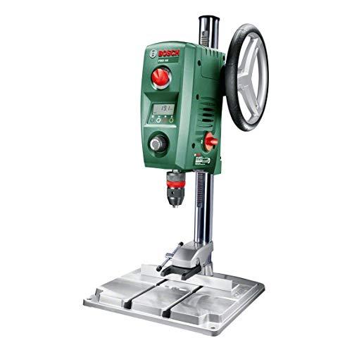 Bosch Tischbohrmaschine PBD 40 (710 W, Max. Bohr-Ø in Stahl/Holz: 13 mm/40 mm, Bohrhub 90mm, im Karton)