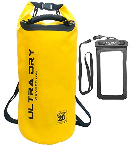 Ultra Dry 10L Waterproof Bag and Phone Dry Bag