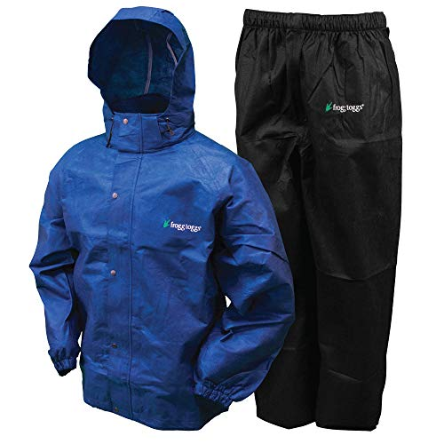 FROGG TOGGS Classic Waterproof Breathable Fishing Rain Suit