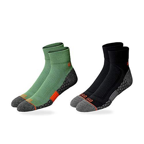 Tego quarter length socks