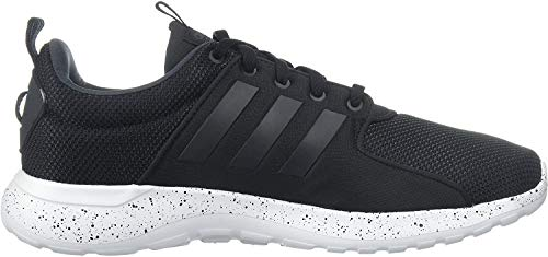 adidas Performance NEO Men's CF Lite Racer Running Shoe,core black/carbon/white,9.5 M US