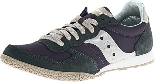 Saucony mens Bullet Sneaker , Navy/Gray , 12 M US