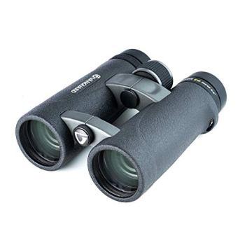 VANGUARD Endeavor ED 10x42 Binocular, ED Glass, Waterproof/Fogproof, Black (ENDEAVOR ED 1042)
