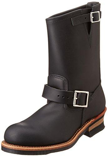 [レッド ウィング シューズ] ブーツ 2268 メンズ Black US 9 1/2(27.5cm)