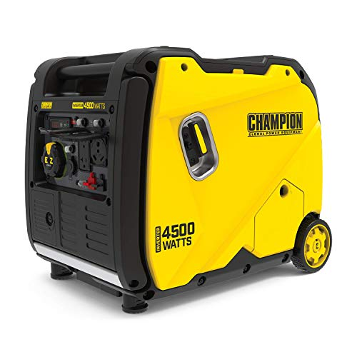 Champion Power Equipment 200986 4500-Watt Portable Inverter...