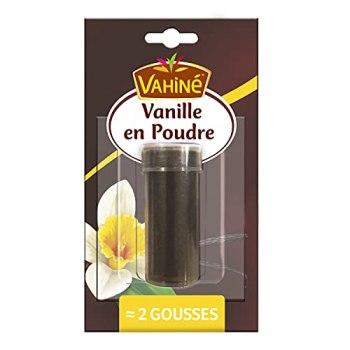 VAHINE - Vanille en poudre 4 g