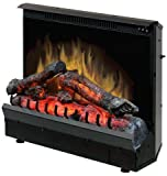 Dimplex Firebox 23' Insert With LED Log Set, On/Off Remote Control
