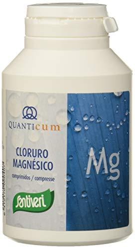 Quanticum Cloruro magnésico de Santiveri: Bote de 230 compr