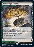 Magic: The Gathering - Razorverge Thicket - Zendikar Rising Expeditions
