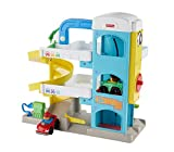 Fisher-Price Little People le garage de l'aimable voisin avec 2 voitures...