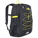 Backpack The North Face Borealis Classic Grey/Yellow