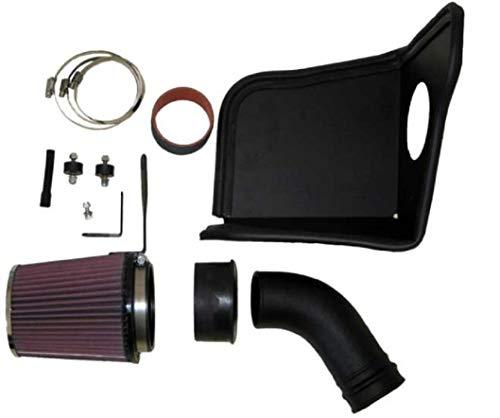 K&N Cold Air Intake Kit: High Performance, Guaranteed to Increase Horsepower: 50-State Legal: 1998-2005 BMW (320Ci, 320i, 325Ci, 325i, 325Ti, 325Xi, 323Ci, 323i, 328Ci, 328i)57I-1000