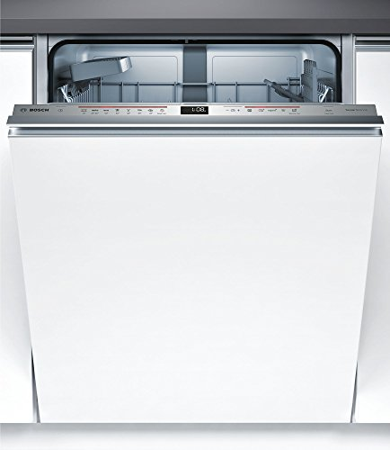 Bosch Serie 6 SMV68IX00E Lavastoviglie (A +++ (completamente integrato, Full size (60 cm), Bottoni,...