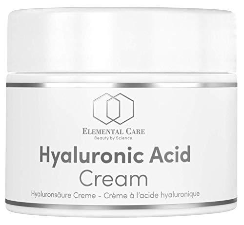 Crema Facial de Acido Hialuronico Vegano 50ml de la Más Alt