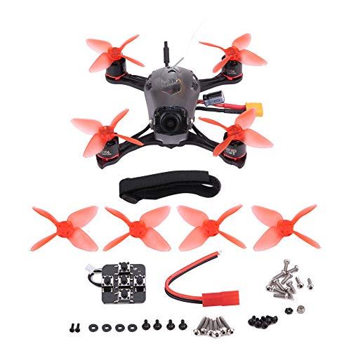 Bicaquu Quadricottero da Corsa BNF Drone da Corsa, Drone da Corsa FPV, EMAX Babyhawk Race per Telecomando Altitude Hold Principianti all'aperto(BNF (2 Inches))