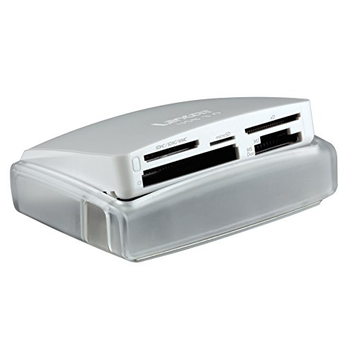 Lexar 25-in-1マルチカードリーダー(5スロット、USB 3.0接続) 国内正規品 1年間制限付保証 LRW025URBJPR