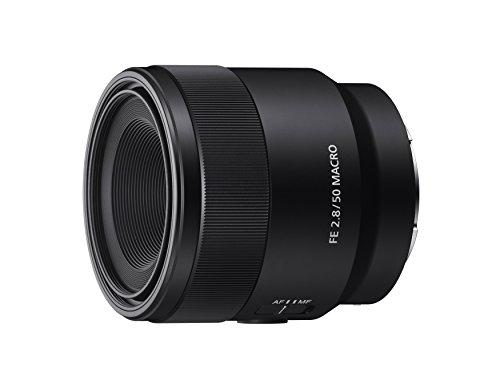 Sony SEL50M28 FE 50mm F2.8 フルフレームEマウントレンズ (ブラック)