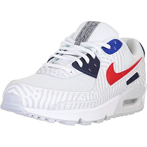 Nike Air Max 90 - Zapatillas, color Blanco, talla 39 EU