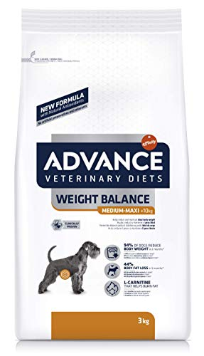 ADVANCE Veterinary Diets Weight Balance - Pienso para Perros con...