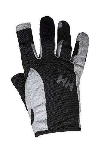 Helly Hansen Sailing Glove Long, Guanti da Vela, Design Sportivo con Dita Intere, per Nautica,...
