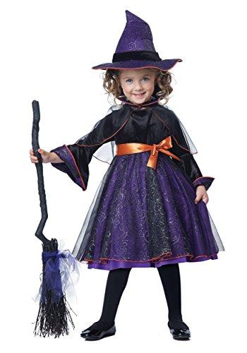 Toddler Hocus Pocus Witch Costume - 3T/4T