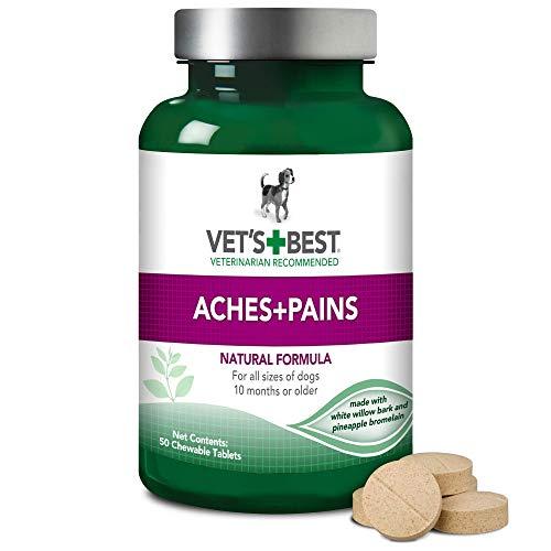 Vet's Best Aspirin Free Aches + Pains Dog...