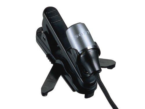 ソニー コンデンサーマイク モノラル/ビジネス用 ホルダークリップ付属 ECM-C115