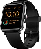Noise ColorFit Pro 3 Smart Watch with 1.55' HD Color Touch Screen, SpO2, Sleep, & Stress Monitor, Personalised Watch Faces, 5 ATM Waterproof (Jet Black)