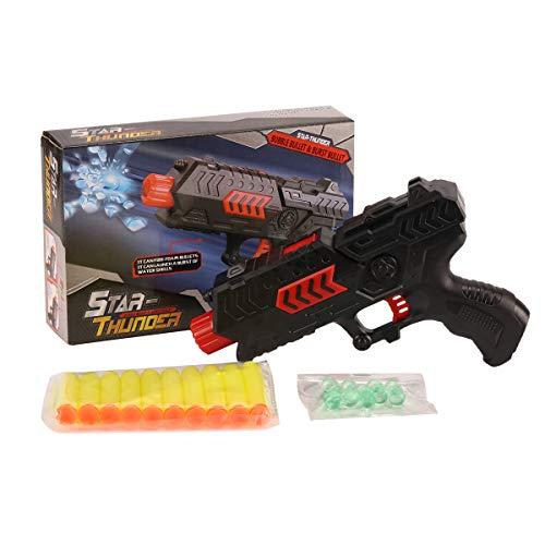 YFOX Pistola de Juguete Pistola de Dardos Crystal Bullet niños disparando Prop de Juego