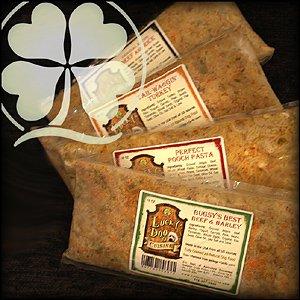 Lucky Dog Cuisine 14 Pound Variety Pack - Single...