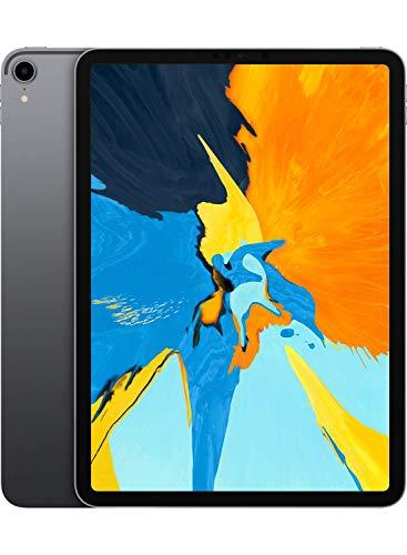 Apple iPad Pro (11 pouces, Wi‑Fi, 64Go) - Gris sidéral (Dernier Modèle)