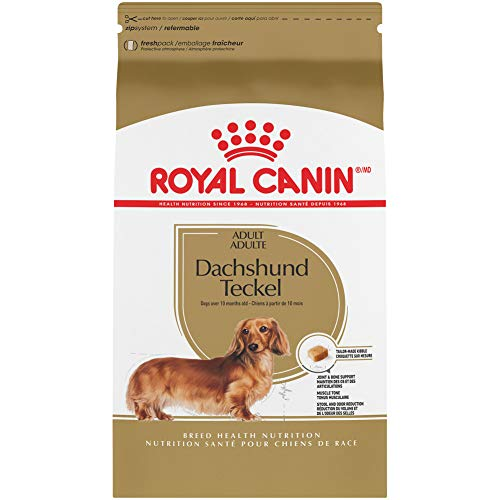 Royal Canin Dachshund Adult Breed Specific Dry Dog...