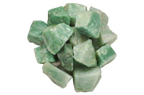 Hypnotic Gems Materials: 1 lb Green Aventurine Stones from...