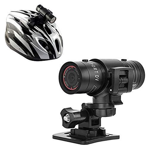 Hangang Mini Videocamera Sportiva 1080p Full HD Impermeabile Sport bici Casco videocamera DVR Video...