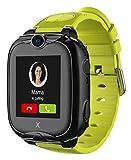 Llamadas - XPLORA XGO 2 puede realizar y recibir llamadas de los contactos previamente registrados Mensajes - El dispositivo puede recibir textos, emojis, imágenes y mensajes de voz y responder con imágenes, emojis y mensajes de voz SOS - En caso de ...