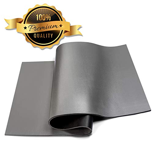 Second Skin Luxury Liner Pro - Mass Loaded Vinyl Soundproofing for Cars, MLV Sound Barrier with Closed Cell Foam (1 Sheet)