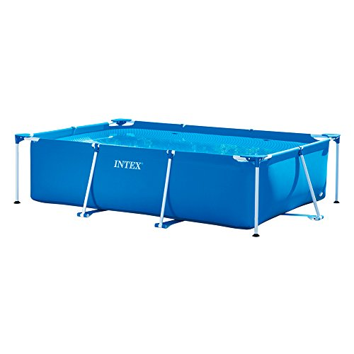 Intex Rectangular Frame Pool -Aufstellpool - 300 x 200 x 75 cm