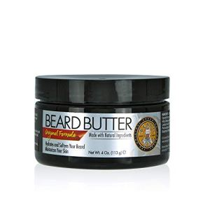 Beard Guyz Beard Butter - for Your Dry Beard (4 oz)