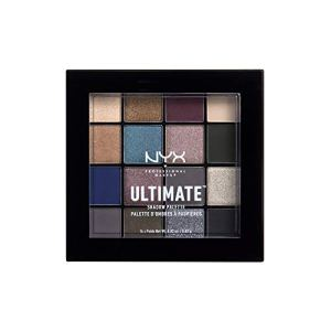 NYX PROFESSIONAL MAKEUP Ultimate Shadow Palette, Eyeshadow Palette 55